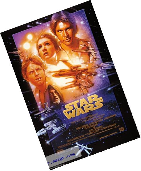 Trends International Star Wars Episode 4 Wall Poster 22.375