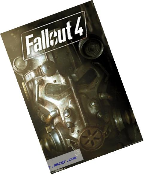 Trends International Fallout 4 Key Art Wall Poster 22.375