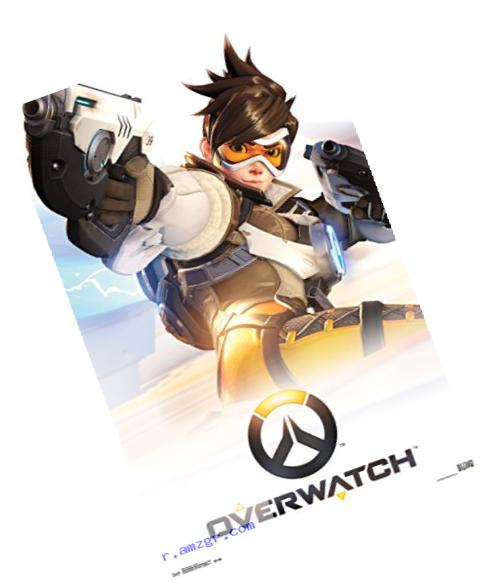 Trends International Overwatch Key Art Wall Poster 22.375