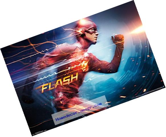 Trends International The Flash Speed Force Wall Poster 22.375