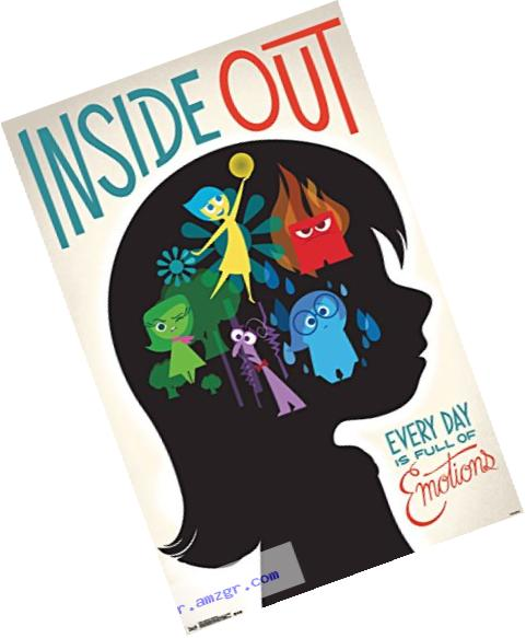Trends International Inside Out Emotions Wall Poster 22.375